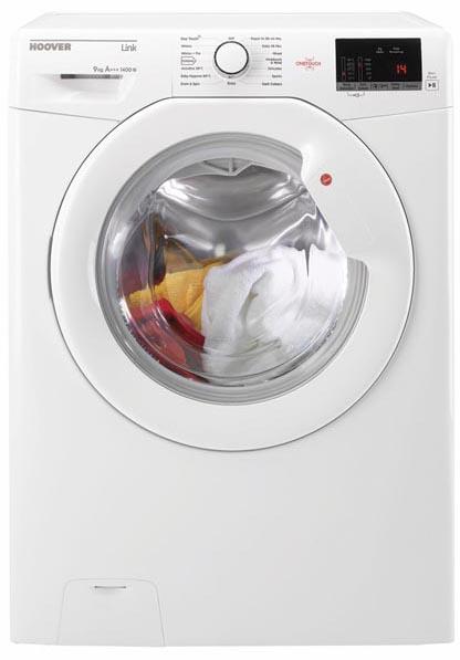 Hoover HL1492D3/1-80 Freestanding Washing Machine White