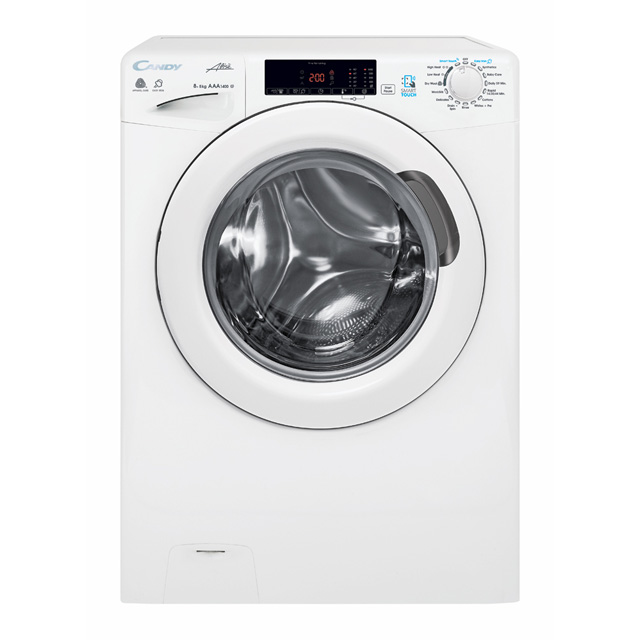Candy GCSW 485T-80 Freestanding Washer Dryer White