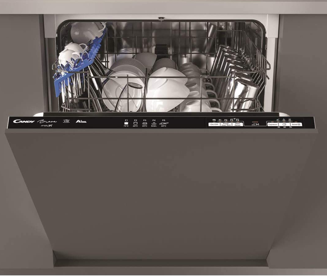 Candy CB13L8B-80 Integrated Dishwasher