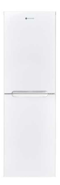 Hoover HCSB 5172 WK/P Freestanding Fridge-Freezer White