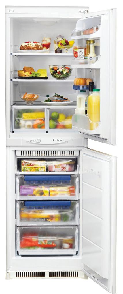 Hotpoint HM325FF.2 Aquarius Integrated Fridge Freezer