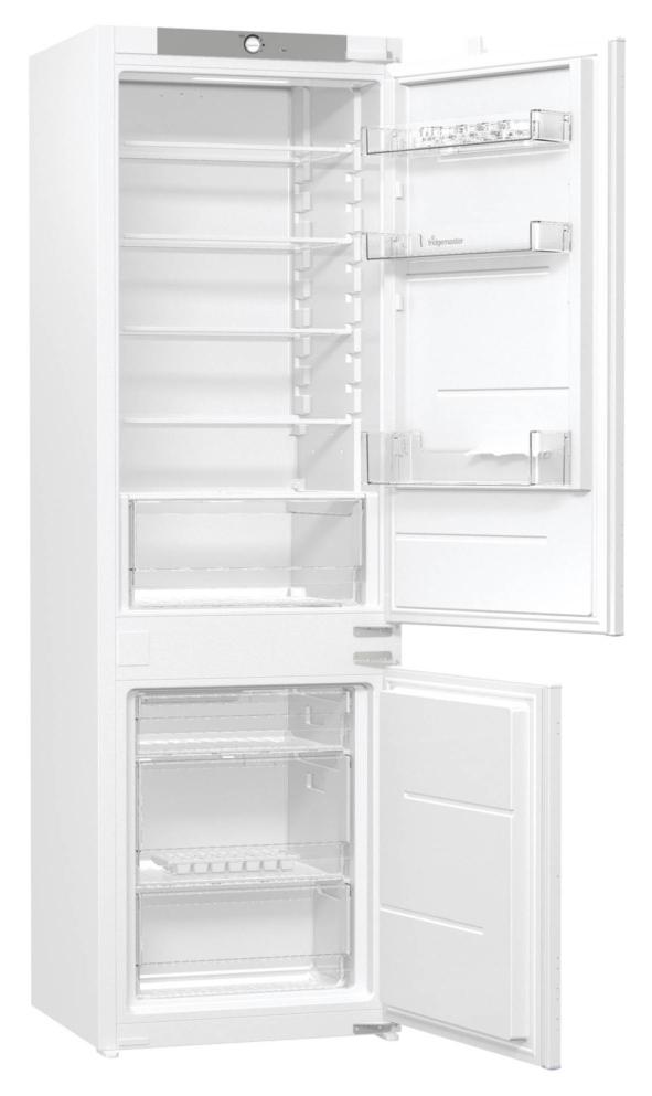 Fridgemaster MBC54260 Integrated Fridge Freezer White