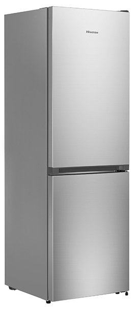 Hisense RB406N4AC1 Freestanding Fridge-Freezer Stainless steel