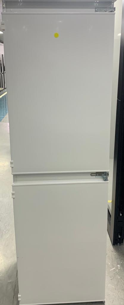 Unbranded OR5050 Integrated Fridge Freezer White