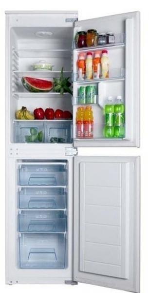 Iceking BI501 Integrated Fridge Freezer White