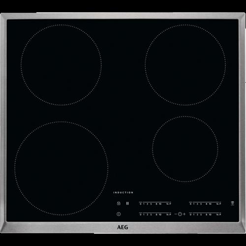 AEG IKB64401XB 60cm Induction Hob Black