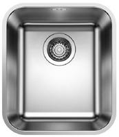 Blanco Supra 340-U Single Undermount Sink Stainless steel