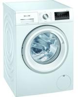 Siemens WM14N202GB iQ300 8kg 1400spin 60cm Freestanding Washing Machine White