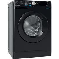 Indesit Innex BWE 71452K UK N 7kg 60cm 1400Spin Freestanding Washing Machine Black