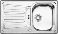 Blanco PLUS 45S ( 220536 ) 1 Bowl Inset Sink Brushed Steel