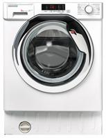Hoover HBWM814SAC-80 Built-in Washing Machine White