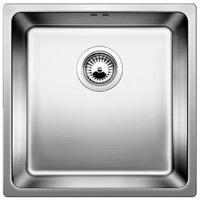 Blanco A-Style 400-U Single Bowl Undermount Sink Stainless steel