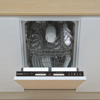 Candy CDIH 1L949-80 Slimline 9 Place Settings 44.8cm wide ( CDIH1L949 ) Integrated Dishwasher