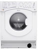 Hotpoint BHWD129 Built-in Washer Dryer White
