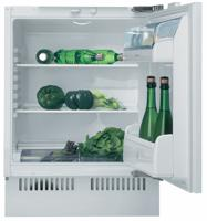 Hoover HBRUP160NK Built-Under Larder Fridge White