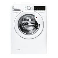 Hoover H3W 49TE/1-80 H-WASH 300 LITE ( H3W49TE ) 60cm 1400spin 9kg Freestanding Washing Machine White