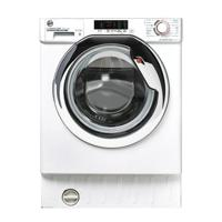 Hoover HBDS485D2ACE-80 H-Wash Integrated Washer Dryer White