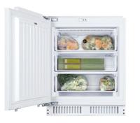 Hoover HBFUP 130 NK/N  (HBFUP130NK) 95 Litres Built-Under Integrated Freezer White