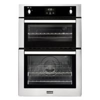 Stoves BI900G 90cm 444444842 Built-in Double Gas Oven Stainless steel