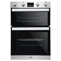 Belling BI902FP 444444785 90cm Built-in Double Electric Oven Stainless steel