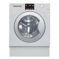 CDA CI325 60cm 6kg 1200rpm Integrated Washing Machine White