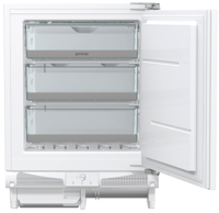 Gorenje FIU6F091AW Integrated Built-Under Freezer White