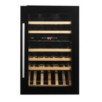 CDA FWV902BL ( ONLY 1 Left -  NEW & BOXED ) Integrated Wine Cooler Black