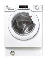 Hoover HBW 29D2E-80 H-Wash 300 Lite 1200spin 9kg Integrated Washing Machine White