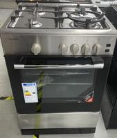 Teknix TKGF61X 60cm Freestanding Gas Cooker Stainless steel