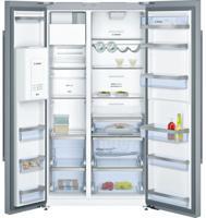 Bosch KAD92AI30 American Style Fridge Freezer Inox