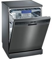 Siemens SN258B00NE iQ500 60cm 14 Places Freestanding Dishwasher Black
