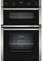 NEFF U1ACE2HN0B N 50 - 60cm Built-in Double Electric Oven Stainless steel