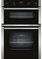 NEFF U1ACE5HN0B N50 Built-in Double Oven Stainless steel