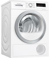 Bosch WTW85231GB Heat-Pump Tumble Freestanding Dryer White