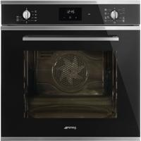 Smeg SF6400TVN Cucina Built-in Fan Oven Black