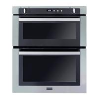 Stoves SGB700PS 70cm (444440830) Built-Under Double Gas Oven Stainless steel