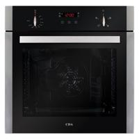 CDA SK210SS 60cm Multifunction Built-in Single Electric Oven Stainless steel