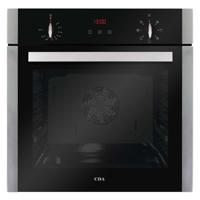 CDA SK320SS 60cm Multifunction Built-in Single Electric Oven Stainless steel