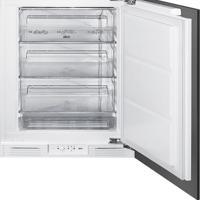 Smeg UKUD7108FSEP Built-Under Freezer White