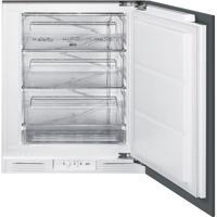 Smeg UKUD7108FSEP 60cm 98 Litres Integrated Freezer White