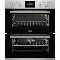 Zanussi ZOF35601XK Multifunction ( Limited Stock Available ) Built-Under Double Electric Oven Stainless steel