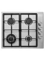 Culina UBGHDFFJ60.1 - 4 Burner Gas Hob Stainless steel