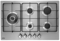 Belling GHU75GC 444410133 Gas Hob Stainless steel