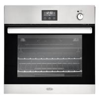 Belling BI602G 444444791 Built-in Gas Single Oven Stainless steel