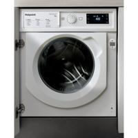Hotpoint BI WMHG 91484 UK 9kg 1400Spin Integrated Washing Machine White