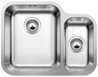 Blanco Ypsilon 550U Left Hand Bowl ( 230790 ) Undermount 1.5 Bowl Sink Stainless steel