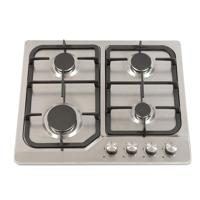 Montpellier GH61X 60cm 4 Burner (Only 1 Left in Stock - New & Boxed) Gas Hob Stainless steel