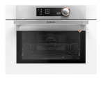 DeDietrich DKC7340W 40Litres  1000W Compact M/W and Grill Built-in Microwave White