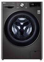 LG F4V909BTSE Turbowash360™  9kg, 1400rpm Freestanding Washing Machine Black