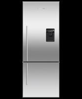 Fisher & Paykel E402BRXFDU4 70/30 63.5cm, Activesmart *Frost Free* Freestanding Fridge-Freezer Ezkleen Steel